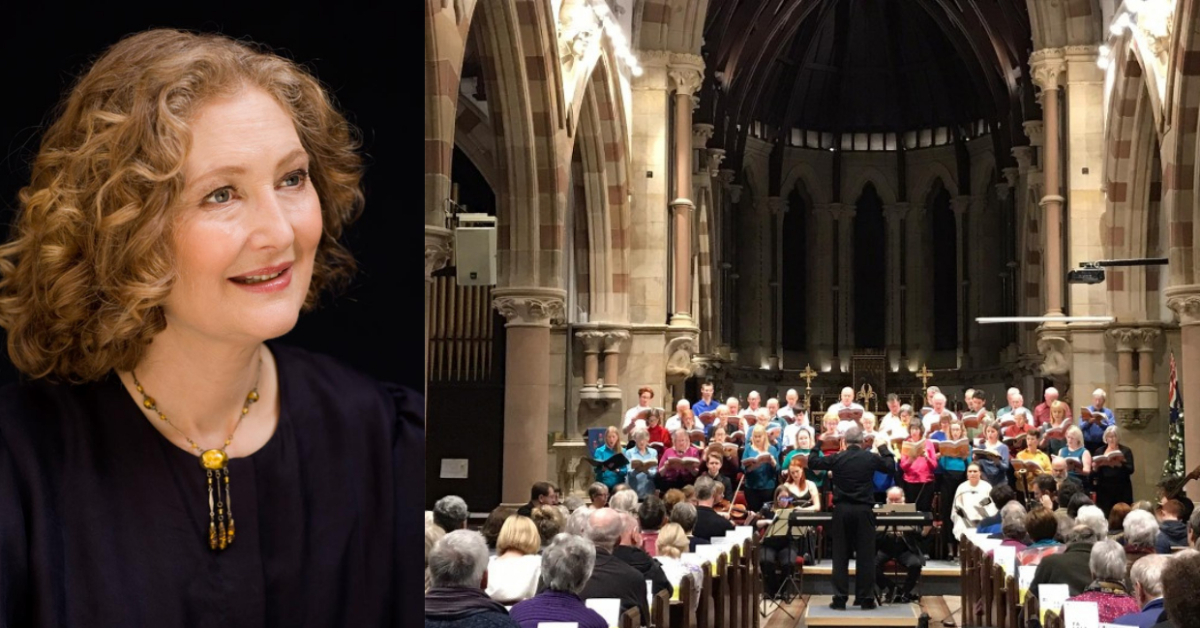 Dame Emma Kirkby to sing at Bach masterpiece in Harrogate
