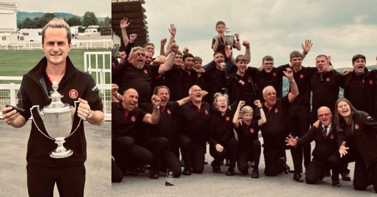 Tewit brass band wins national award