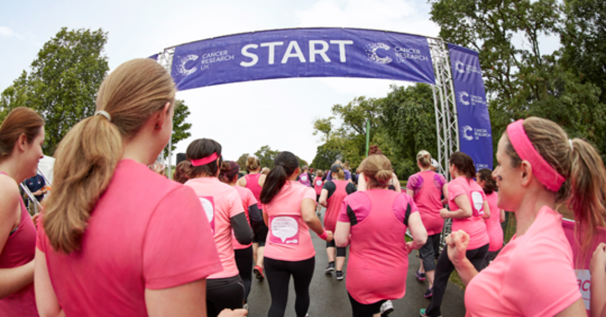 Race for Life returns to Harrogate today