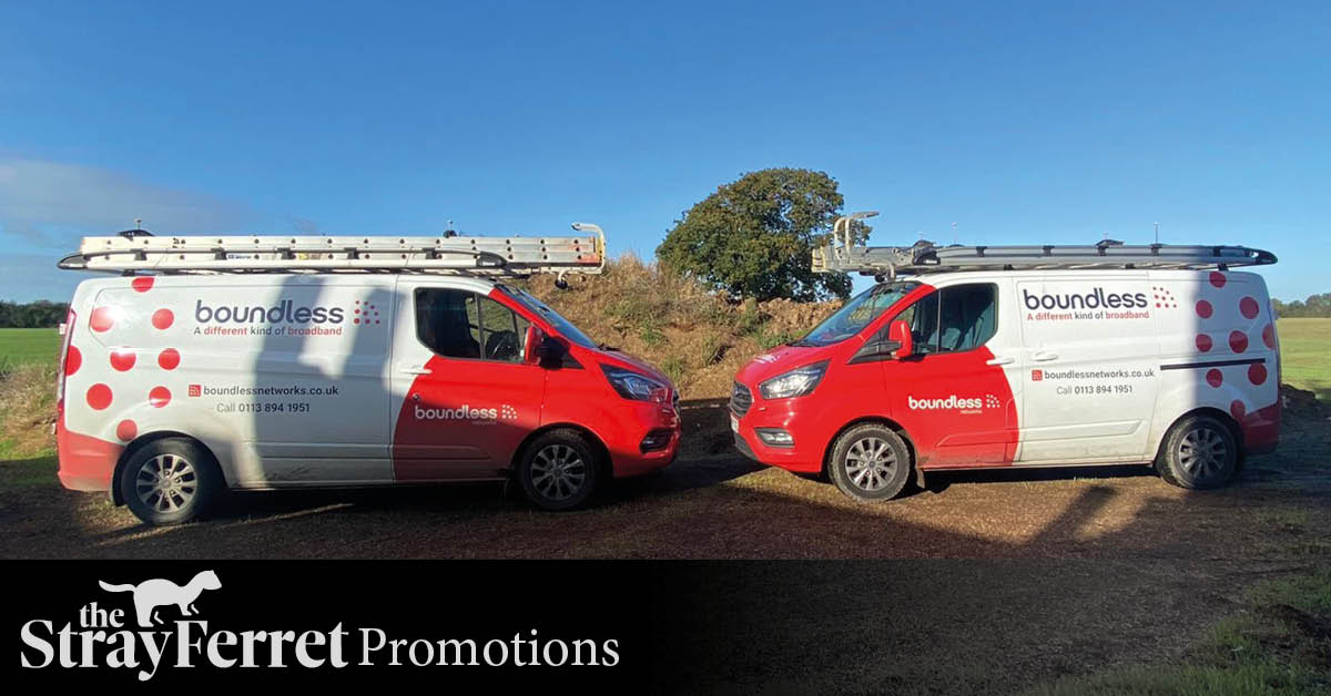 Special Offer: Pre-register for no-contract Full Fibre internet in Harrogate & Knaresborough