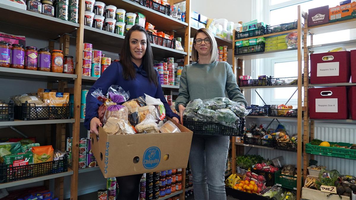 Community grocery for people in need opens in Harrogate