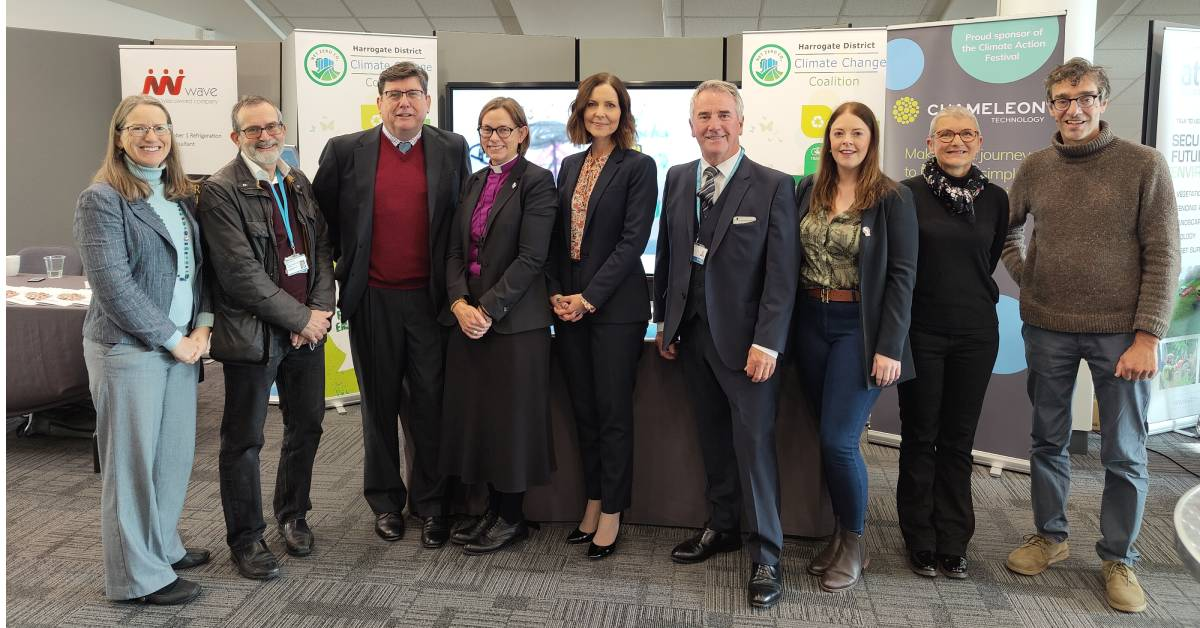 Harrogate businesses come together to target net-zero emissions