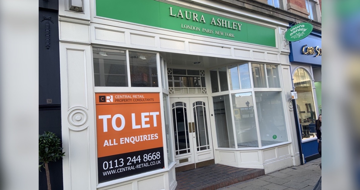Harrogate's former Laura Ashley shop could become yoga studio