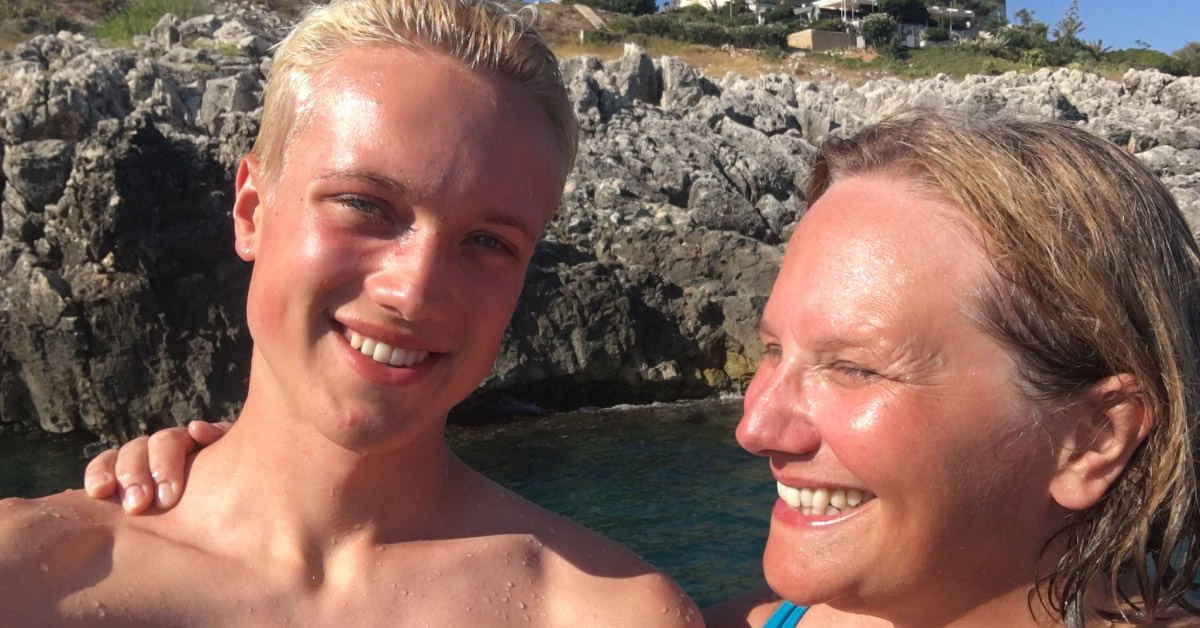Harrogate mum raises awareness of suicide prevention after son's death