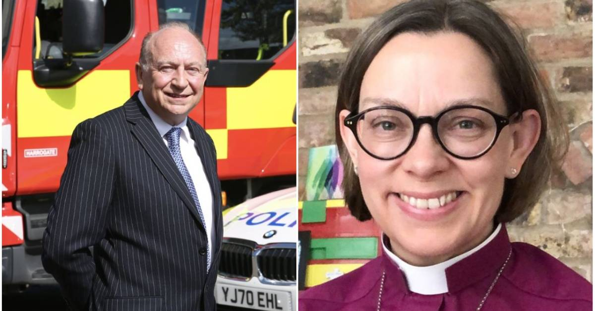 Bishop of Ripon: Police boss has 'done the right thing' to resign